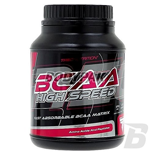 Trec Nutrition BCAA High Speed Amino Acids Pre-Workout Drink, 600 g, Cherry/Grapefruit