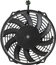 Db Electrical Rfm0003 Radiator Cooling Fan Motor Assembly For Polaris Can-Am Atv,Outlander 400 500 650 800,Renegade 500 800 Spyder Gs, Magnum 500, Scrambler,Sportsman,Trail Blazer,Xpedition,Xplorer