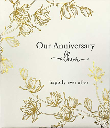 Compare Textbook Prices for Our Wedding Anniversary Album Deluxe, Cloth-bound Edition  ISBN 9781441332769 by Peter Pauper Press