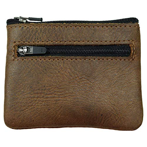 Hide amp Drink Leather Zippered Cash Organizer Wallet Pouch Cable amp USB Holder Pocket Accessories Handmade Includes 101 Year Warranty :: Bourbon Brown