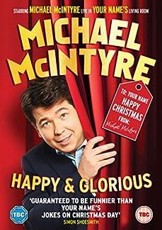 Michael McIntyre - Happy & Glorious (Personalised Sleeve Edition)