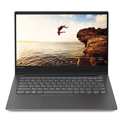 Lenovo ideapad 530S Notebook, Display 14 Full HD, Processore AMD Ryzen 5 - 2 GHz, 256GB SSD, RAM 8 GB,Windows 10, Mineral Grey