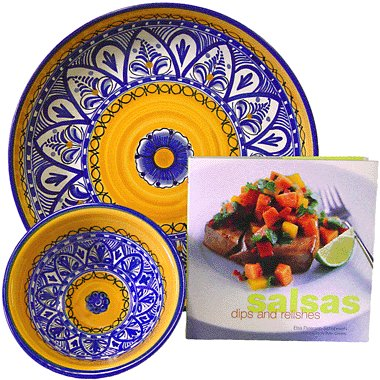 Chip Dip Set from Spain