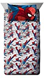 Marvel Spiderman Burst Twin 3 Piece Sheet Set