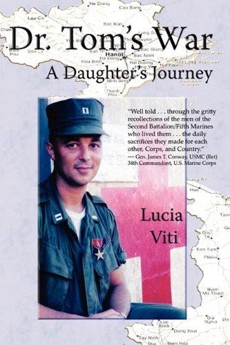 Book: Dr. Tom's War by Lucia Viti