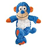 KONG - Cross Knots Monkey - Internal Knotted Ropes and Minimal Stuffing for Less Mess - For Small and Medium Dogs