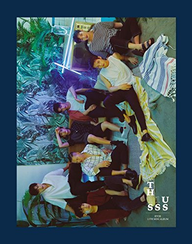 Cube Entertainment BTOB - THIS IS US [FEEL ver.] (11th Mini Album) CD+Booklet+3Postcards+Photocard+Bookmark+Event Ticket+Folded Poster+Free Gift