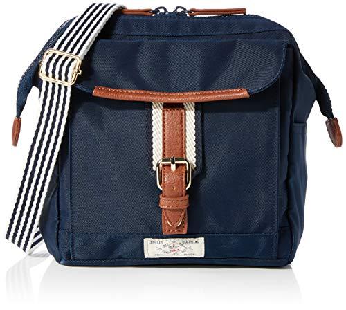 Joules Wells Cross Body Bag, Cuerpo cruzado para Mujer, azul marino, Small