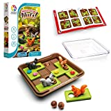 SmartGames Squirrels Go Nuts! Travel Game for Ages 6-Adult