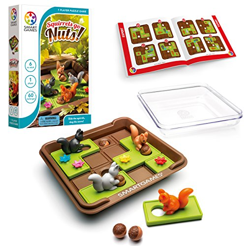 smart games SG 425 puzzelspel Squirrels go Nuts