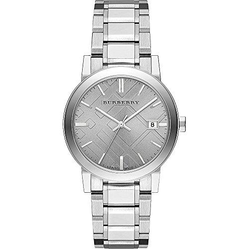 Burberry Kleine Überprüfen Prägung Armband Armbanduhr (BU9035)