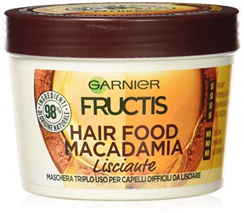 Fructis Hair Food 3 in 1 Maske mit Veganer Formel für Haare - 390 ml