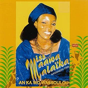 An ka wo wassoulou (Bonus Track Version)
