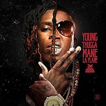 Young Thugger Mane La Flare