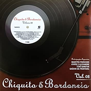 Chiquito & Bordoneio, Vol. 8