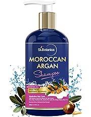 StBotanica Moroccan Argan Hair Shampoo 300ml - No SLS / Par