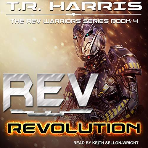 REV: Revolution  By  cover art