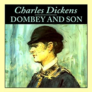 Dombey and Son audiobook cover art