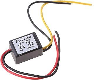 M/ódulo de alimentaci/ón USB Droking DC-DC 5V a 3.3V 9V 12V 24V Convertidor Buck Boost ajustable Voltaje de la bater/ía Probador de corriente Medidor LCD M/ódulo de fuente de alimentaci/ón Step Up Down