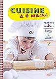 Cuisine à 4 mains (Hors Collection Cuisine) - Format Kindle - 9782014600421 - 14,99 €