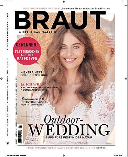 Braut & Bräutigam Magazin 1/2020