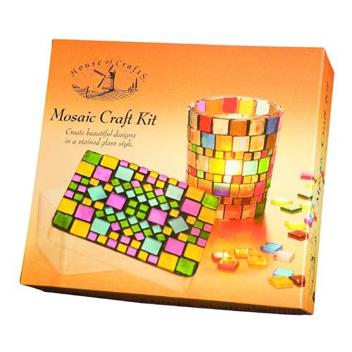 House Of Crafts - Kit De Métier De Mosaïque