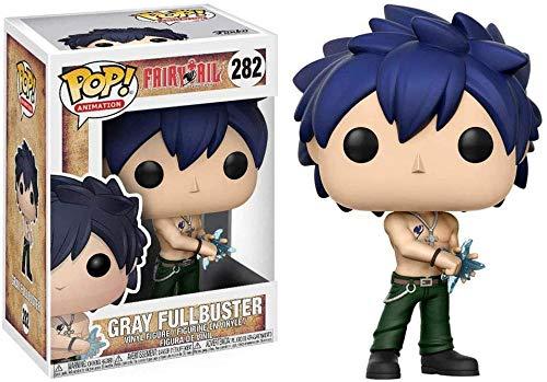 CFFEFN Pop Fairy Tail - Figurine de poupée Grey FullBuster # 282