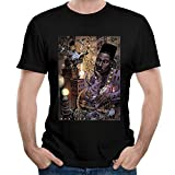 Photo de WEIQIQQ Homme Big Daddy Kane Art Gift Short Sleeved Manches Courtes/T-Shirt par