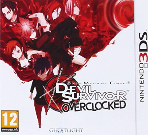 Shin Megami Tensei - Devil Survivor Overclocked