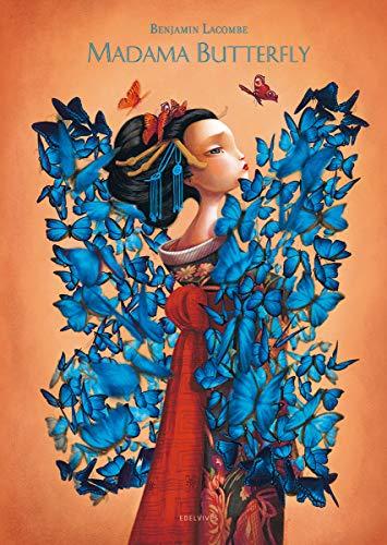 Madama Butterfly (nuevo formato) (Álbumes ilustrados)