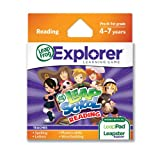 LeapFrog LeapSchool Reading Learning Game (works with LeapPad Tablets, LeapsterGS, and Leapster...