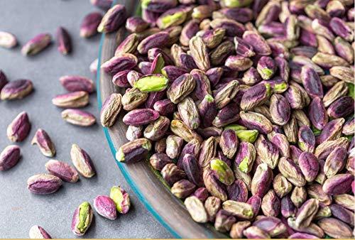 Pistachos, sin cáscara 1 Kg, naturales, sin sal, sin OGM, sin conservantes, ideales para recetas.
