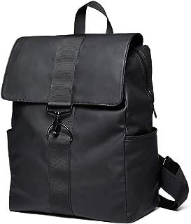 GLJ Men's Backpack Fashion Backpack Backpack Bag Backpack (Color : Black)