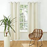 Bedsure Blackout Curtains 84 inch Length 2 Panel Sets -...