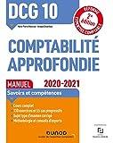 DCG 10 Comptabilité approfondie - Manuel - 2020/2021 - 2020/2021 (2020-2021)