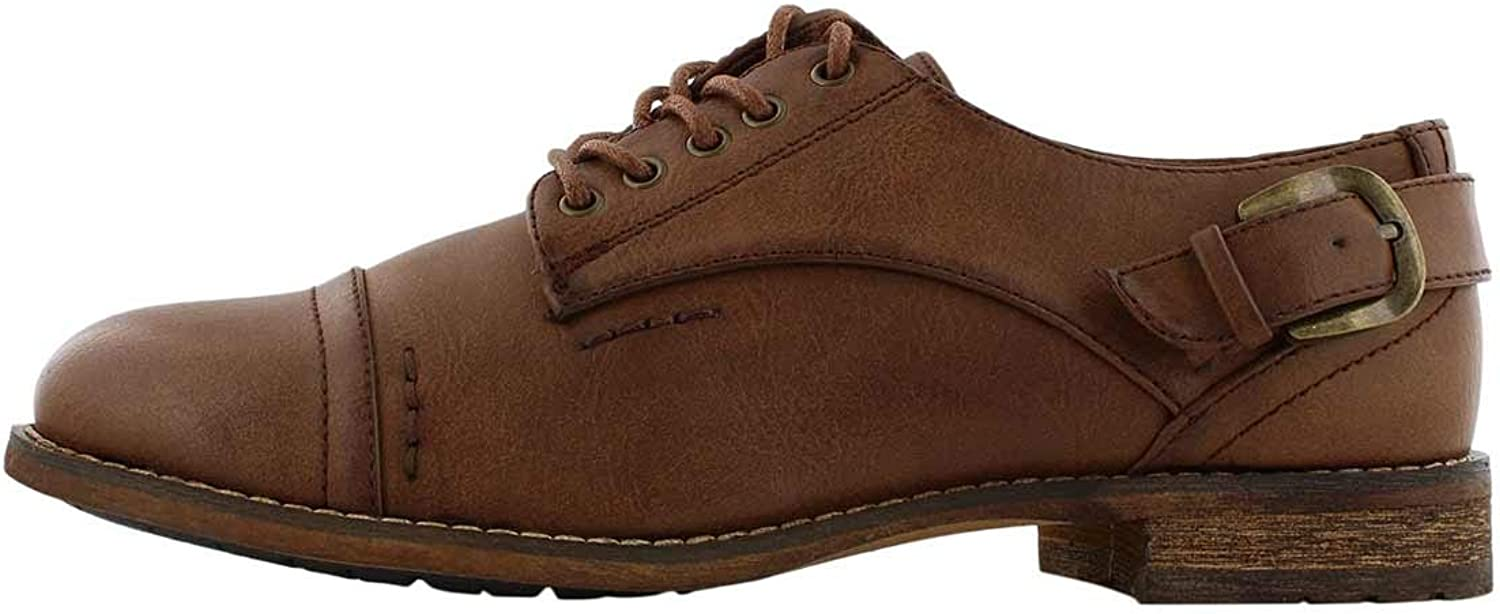 SoftMoc Women's Talisa Casual Lace Up Oxford shoes