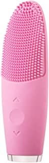 Beaupretty Electric Facial Cleansing Brush Waterproof Skin Face Cleanser Exfoliating Brush for Skin Care Deep Pore Cleaning