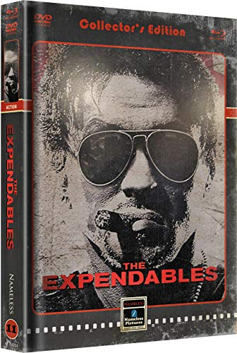 The Expendables - Mediabook - Cover B - Retro - Limited Edition...