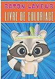 Livre De Coloriage Raton Laveur: Pour Enfants | 30 Pages Uniques à Colorier Sur les Ratons Laveurs, Designs D'animaux et Art Nature | Idéal Pour Une Activité Créative et Relaxante A La Maison.