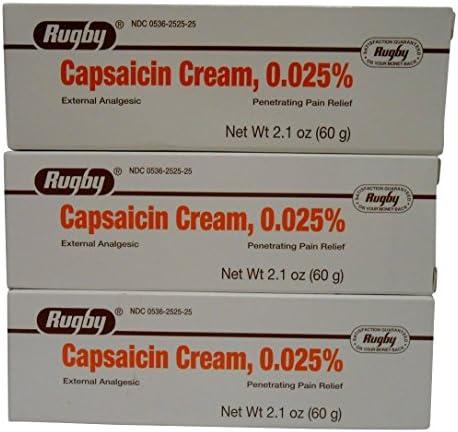 Top 10 Best capsaicin cream for nerve pain Reviews