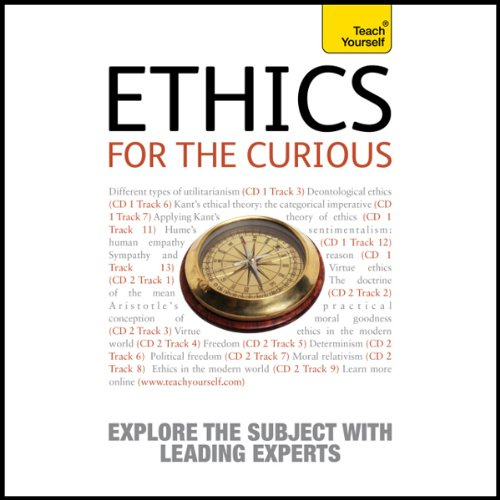 Ethics for the Curious: Teach Yourself                   By:                                                                                                                                 Mark Vernon                               Narrated by:                                                                                                                                 Mark Vernon                      Length: 2 hrs and 34 mins     1 rating     Overall 4.0