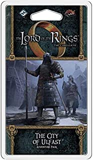 Fantasy Flight Games Lord of the Rings LCG The City of Ulfast Card Game