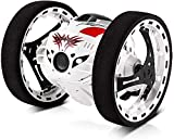 Zhangl 2WD Remote Control Car High Speed 2.4G Bouncing...