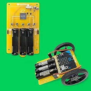 TFabWorks micro:bit用スピーカー付きサーボコネクトボード TFW-KR1