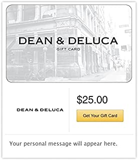 Dean & Deluca Gift Cards - Email Delivery