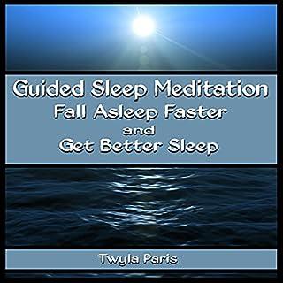 Guided Sleep Meditation audiobook cover art