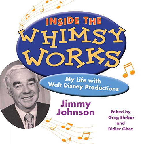 Inside the Whimsy Works audiobook cover art