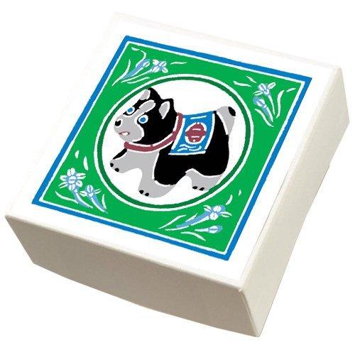 【鈴廣かまぼこ】こ・こ・ろ 白箱 おもちゃの犬