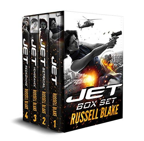 JET (4 Novel Bundle): First 4 JET novels (English Edition)の詳細を見る