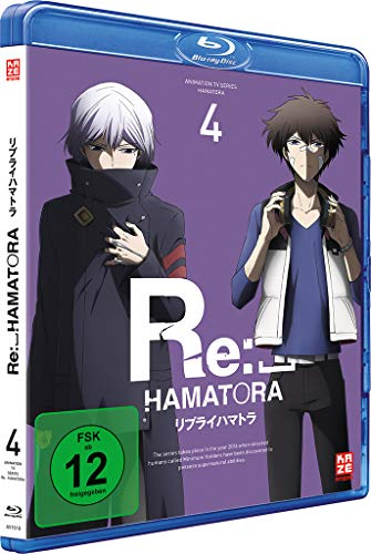 RE:Hamatora - Staffel 2 - Vol.4 - [Blu-ray] [Alemania]